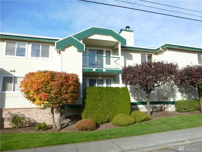 Edmonds Condo/Townhouse For Sale: 603 7th Ave N #A304