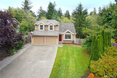 Gig Harbor Single Family Home For Sale: 11707 40th Ave NW