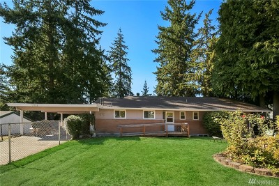 Bothell Single Family Home For Sale: 24016 4th Place W
