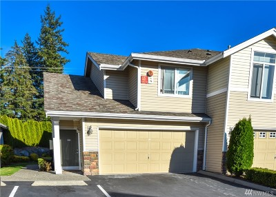 Lynnwood Condo/Townhouse For Sale: 15806 18th Ave W #B 201