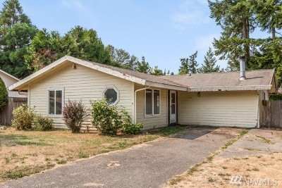 Federal Way Single Family Home For Sale: 28325 S 20th Ave