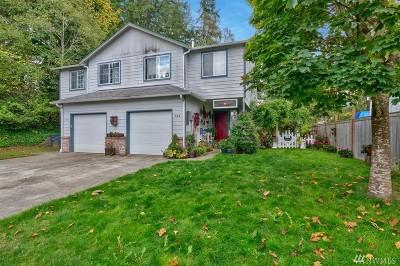 Port Orchard Single Family Home For Sale: 526 Forrest Park St