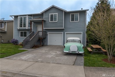 Nooksack Single Family Home Sold: 514 Allison Wy