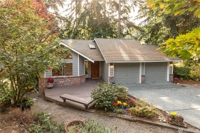 Edmonds Single Family Home For Sale: 8734 SW 209th Place