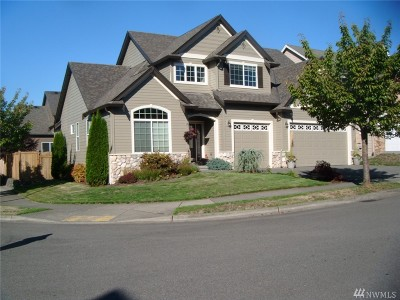 Maple Valley Single Family Home For Sale: 23804 SE 284th St