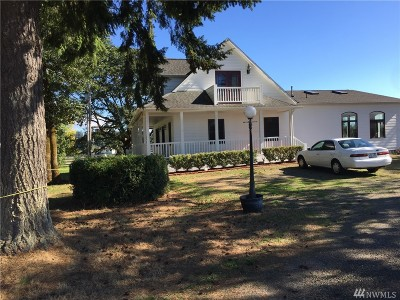 Single Family Home For Sale: 484 Old Monte Brady Rd