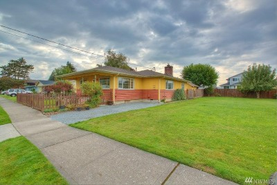 Sumner Single Family Home For Sale: 1506 Washington St