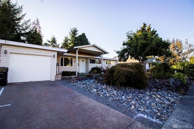 Tacoma Single Family Home For Sale: 1130 Bridgeview Dr