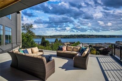 Kirkland Single Family Home For Sale: 8553 NE Juanita Dr