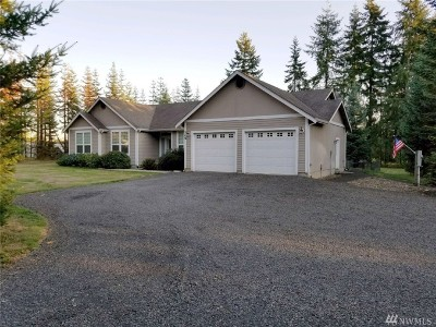 Winlock Single Family Home For Sale: 709 Avery Rd W