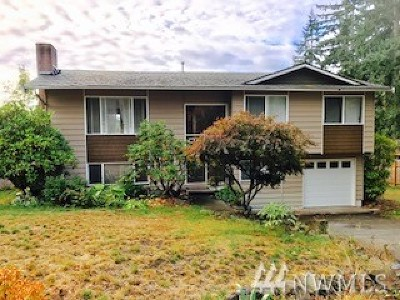 Bothell Single Family Home For Sale: 630 216 Th St SW