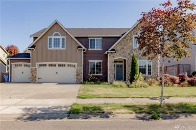 Graham Single Family Home For Sale: 22913 81st Av Ct E