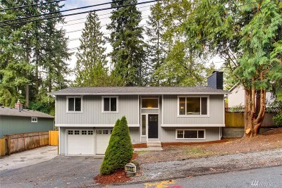 Sammamish Single Family Home For Sale: 1125 212th Ave NE