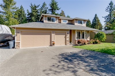Lake Tapps WA Single Family Home For Sale: $424,950
