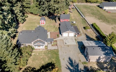 Puyallup Single Family Home For Sale: 7117 124th St E