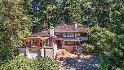 Bellevue Single Family Home For Sale: 3200 130th Ave NE
