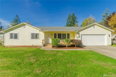 Winlock Single Family Home For Sale: 205 Shannon Lewis Lane