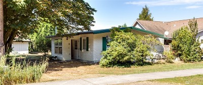 Nooksack Single Family Home Sold: 409 W 2nd St