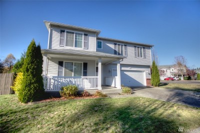Lacey Single Family Home For Sale: 5702 Arcarro Ct SE