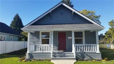 Centralia Single Family Home For Sale: 911 B St