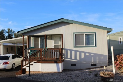 Bellingham Mobile Home For Sale: 1200 Lincoln St #277