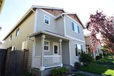 Puyallup Single Family Home For Sale: 18115 96th Ave E