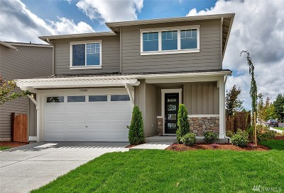 Bothell Single Family Home For Sale: 17522 Clover Rd