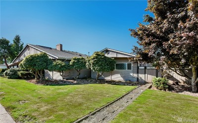 Sumner Single Family Home For Sale: 706 Valley Ave E