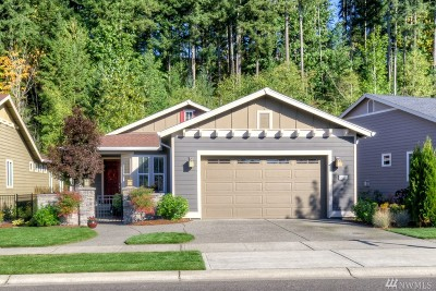 Bonney Lake Single Family Home For Sale: 14517 192nd Av Ct E