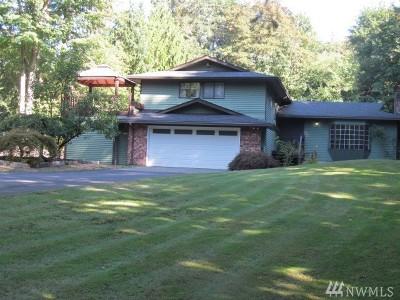 Auburn Single Family Home Contingent: 32016 190th Ave SE