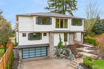 Bellevue Single Family Home For Sale: 2031 102nd Ave NE