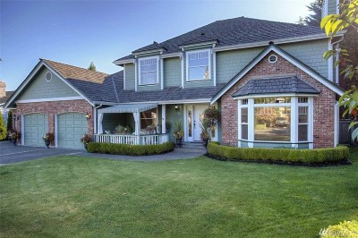 Puyallup Single Family Home For Sale: 2919 16th St SE