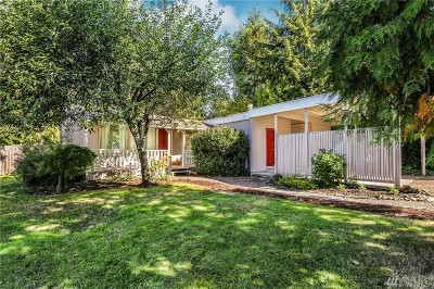 Maple Valley Single Family Home For Sale: 21860 SE 268th St