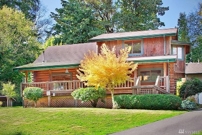Snohomish Single Family Home For Sale: 15614 Connelly Rd