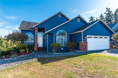 Coupeville WA Single Family Home Pending: $439,000