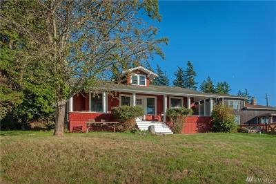 Lummi Island Single Family Home For Sale: 2549 Taft Dr
