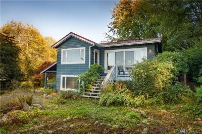 Lummi Island Single Family Home For Sale: 3965 Legoe Bay Rd