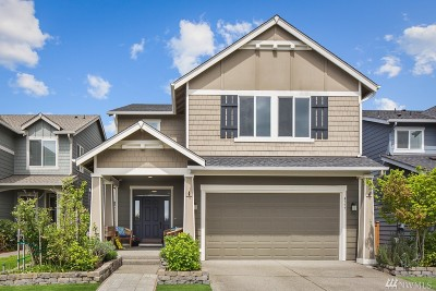 Gig Harbor Single Family Home For Sale: 4757 Amber Ct NW