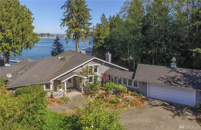 Port Ludlow Single Family Home For Sale: 52 W Ludlow Point Rd