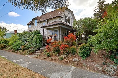 Single Family Home For Sale: 715 NW 58th St