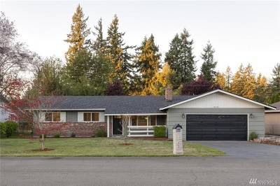 Lakewood Single Family Home For Sale: 8125 Winona St SW