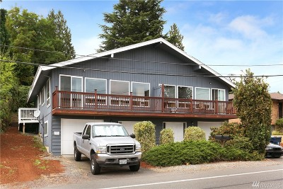 Renton Multi Family Home For Sale: 205 Hardie Ave SW