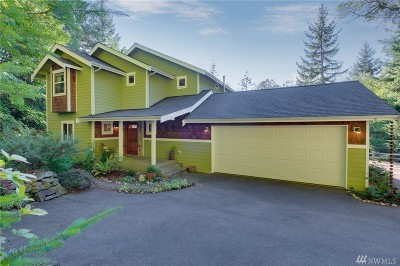 Gig Harbor Single Family Home For Sale: 10518 Moller Dr NW