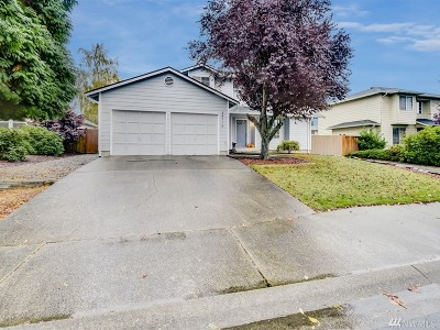 Federal Way Single Family Home For Sale: 34719 31st Place SW