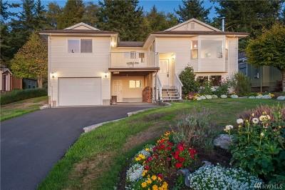 Lummi Island Single Family Home For Sale: 2564 Island View Lane