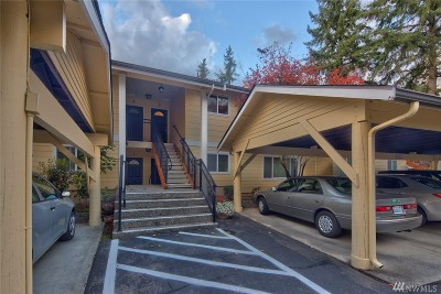 Bellevue Condo/Townhouse For Sale: 14710 NE 50th Place #I-5
