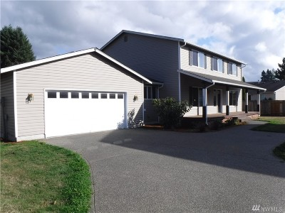 Lacey Single Family Home For Sale: 5031 45th Ave SE