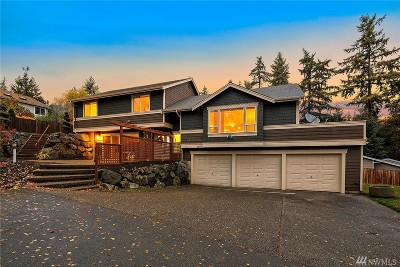 Edmonds Single Family Home For Sale: 23707 78th Ave W