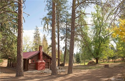 Winthrop WA Single Family Home For Sale: $315,000