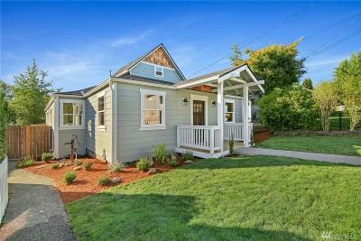 Snohomish Single Family Home For Sale: 212 Avenue I